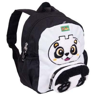 "LEGO DUPLO Block Panda 12"" Backpack - Black"