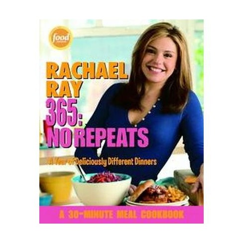 Rachael Ray 365: No Repeats (Paperback) by Rachael Ray - image 1 of 1