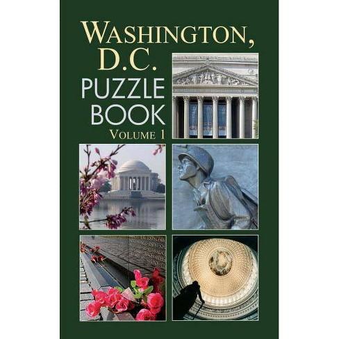 Washington, D.C. Puzzle Book - (Paperback) - image 1 of 1