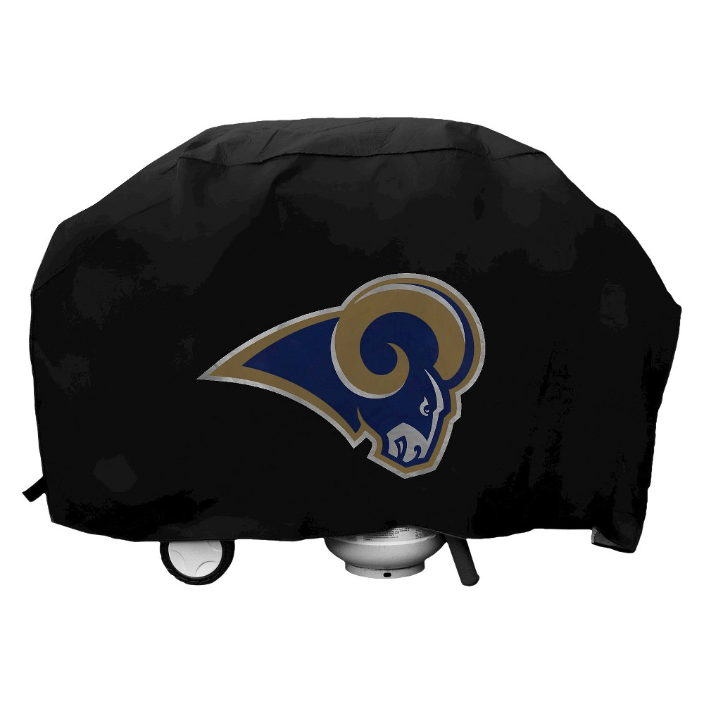 Los Angeles Rams Deluxe Grill Cover, Multi-Colored