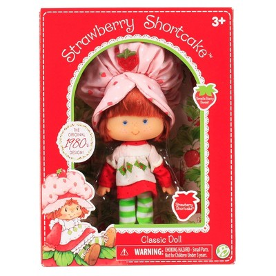 """Strawberry Shortcake - Classic 6"""" Scented Doll"""