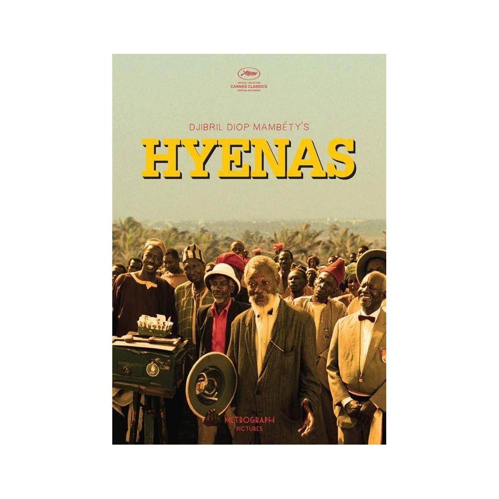 Hyenas Dvd 2020