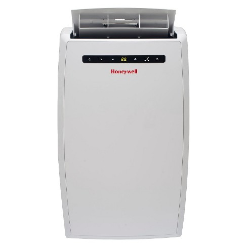 Honeywell -  10000-BTU Portable Air Conditioner with Remote Control - White - image 1 of 1