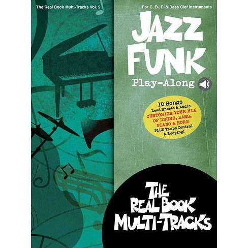 Jazz Funk Play-Along - (Paperback) - image 1 of 1