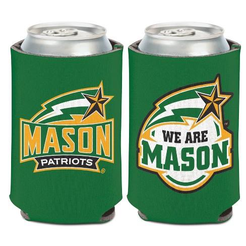 NCAA George Mason Patriots Slogan Can Cooler - image 1 of 1