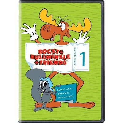 Rocky & Bullwinkle & Friends: Complete Season 1 (DVD)(2018)