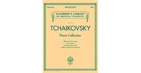 Tchaikovsky Piano Collection (Paperback) - image 1 of 1