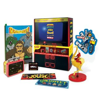 Midway Classic Arcade Collectible Gaming Box
