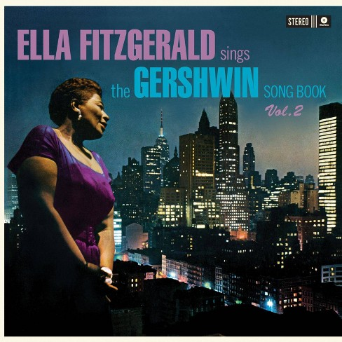 Ella Fitzgerald - Sings The Gershwin Song Book: Vol. 2 (Vinyl) - image 1 of 1