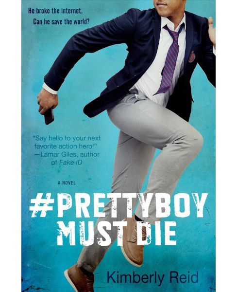 Prettyboy Must Die -  by Kimberly Reid (Hardcover) - image 1 of 1