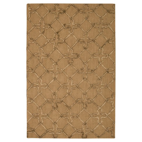 Nourison Lattice Strata Rug - image 1 of 5