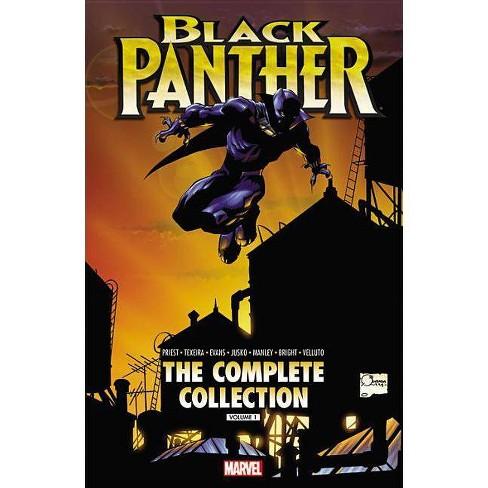 Black Panther - (Paperback) - image 1 of 1