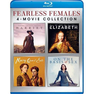 Fearless Females: 4-Movie Collection (Blu-ray)(2021)