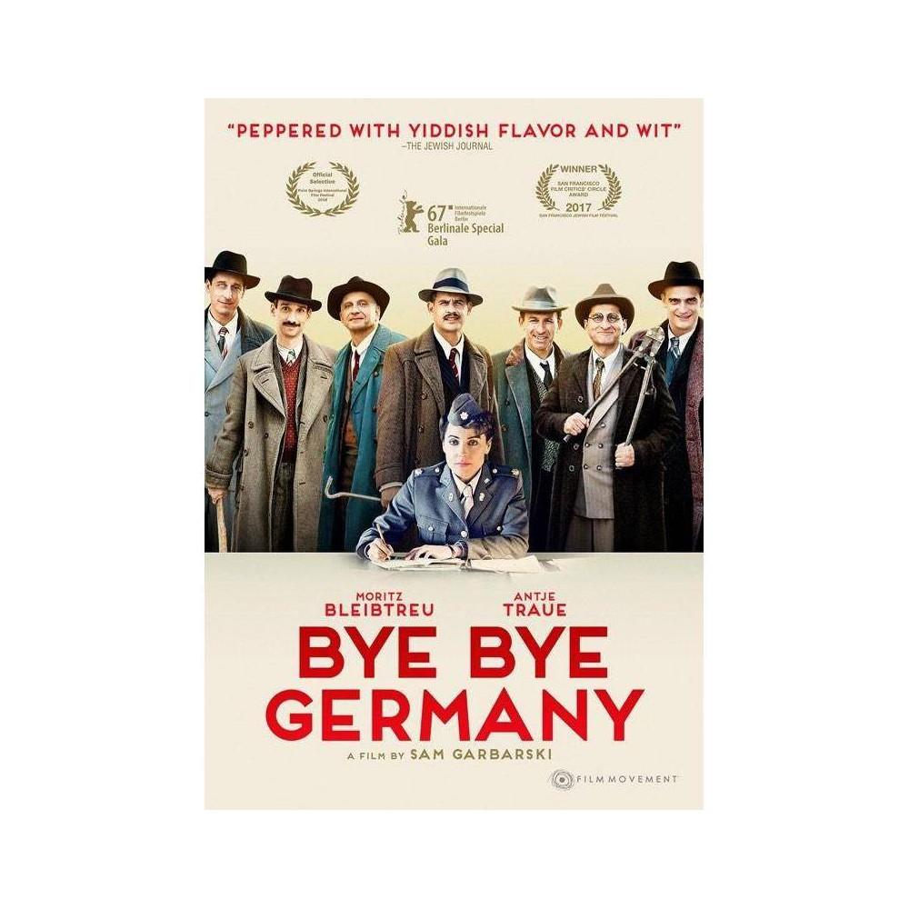 Bye Bye Germany (DVD)(2018) Discounts