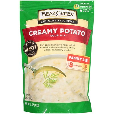 Bear Creek Country Kitchen Potato Soup Mix 11oz
