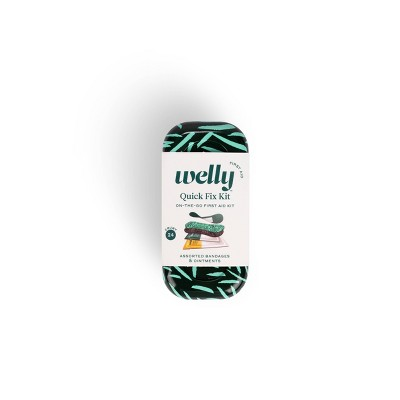Welly Quick Fix Trial and Travel Kit