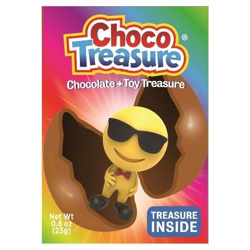 Choco Treasure Chocolate + Treasure - 0.8oz - image 1 of 1