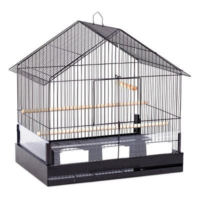 Prevue Pet Products Cockatiel House-Style Bird Cage - Medium