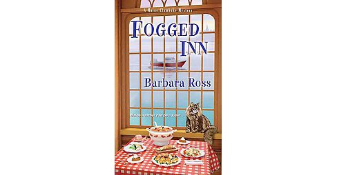 Fogged Inn (Paperback) (Barbara Ross) - image 1 of 1