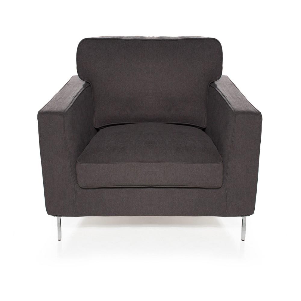 Image of Blake Chair Ash Gray - Sofas 2 Go