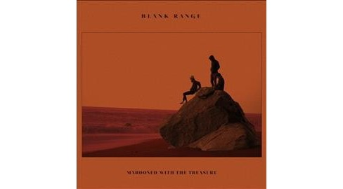 Blank Range - Marooned With The Treasure (CD) - image 1 of 1