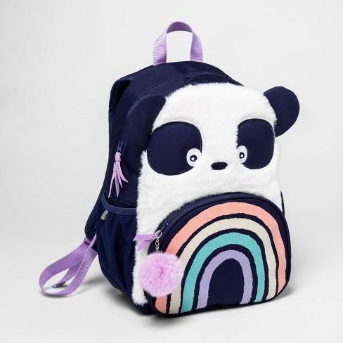 Kids' Novelty 16.75'' Backpack Panda - Cat & Jack™ - image 1 of 4