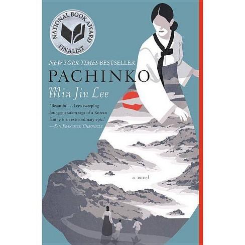 Pachinko -  Reprint by Min Jin Lee (Paperback) - image 1 of 1