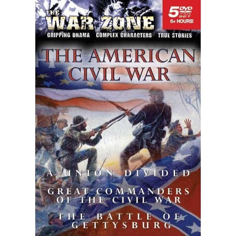 War Zone: The American Civil War (DVD) - image 1 of 1