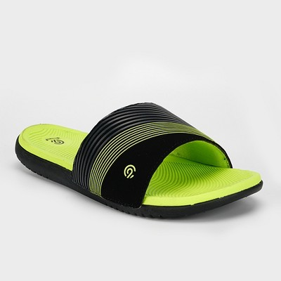 aa2629a4b90 Boys  C9 Champion® Patch Slide Sandals