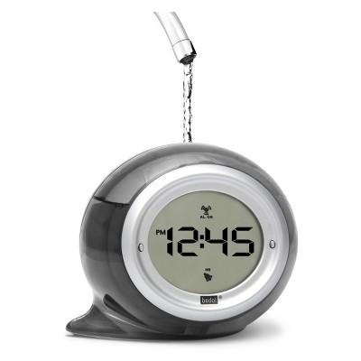Decorative Water Clock Squirt Gray - Bedol