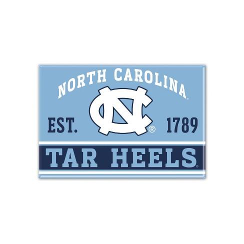 NCAA North Carolina Tar Heels Fridge Magnet - image 1 of 3