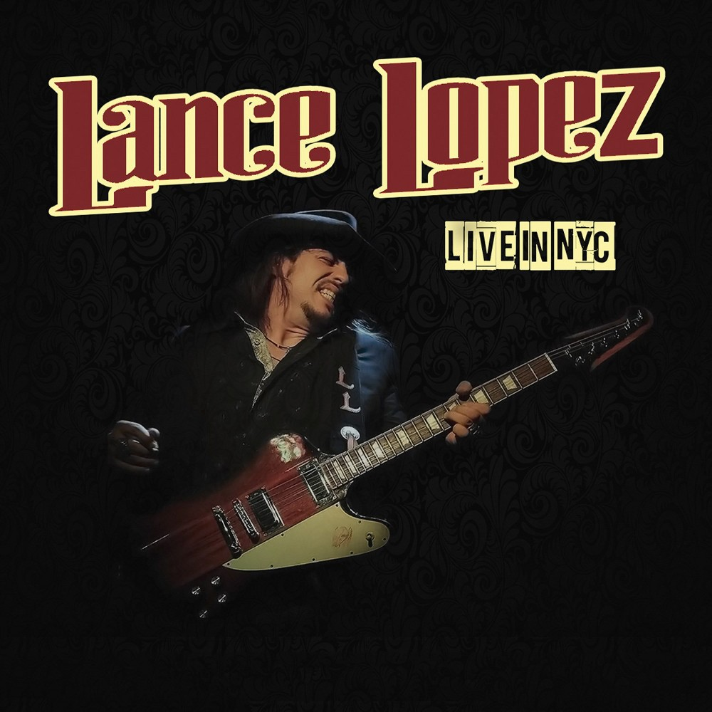 Lance Lopez - Live In Nyc:Lance Lopez (CD)