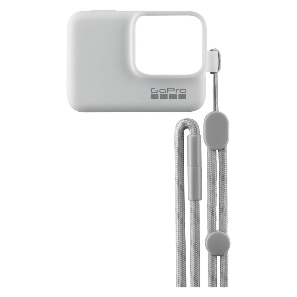 GoPro Sleeve and Lanyard - White (Acsst-002)
