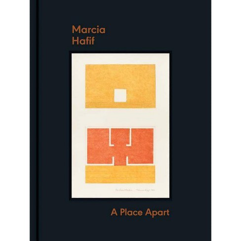 Marcia Hafif: A Place Apart - (Hardcover) - image 1 of 1