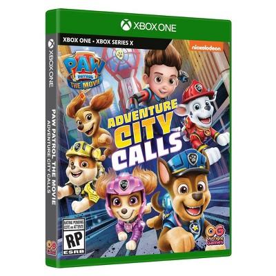 PAW Patrol: The Movie Adventure City Calls - Xbox One/Series X