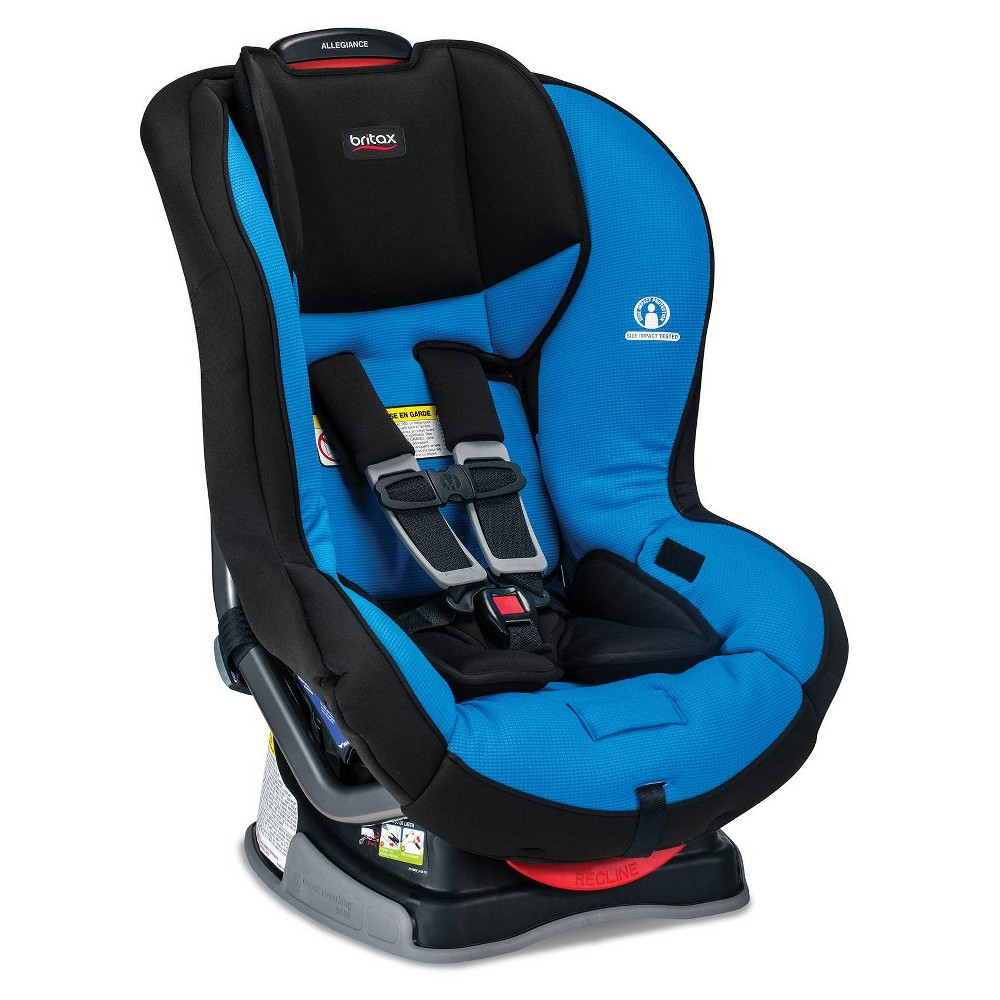 Image of Britax Allegiance 3 Stage Convertible Car Seat - Azul