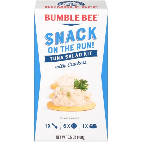 Bumble Bee Tuna Salad with Crackers Snack Kit - 3.5oz - image 1 of 4