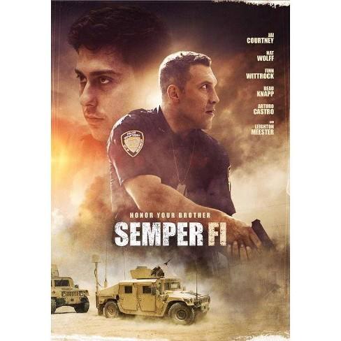 Semper Fi Dvd Target