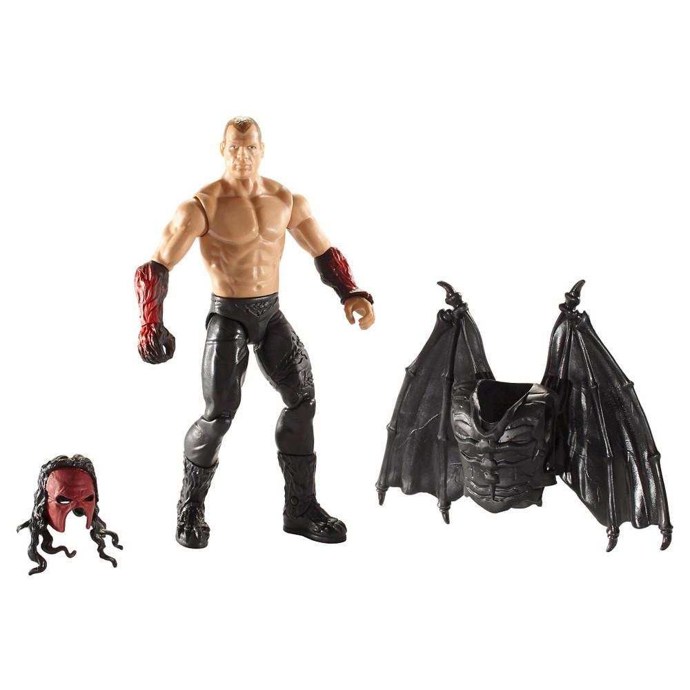 Wwe Create-A-Superstar Kane Figure Pack