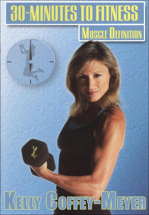 30 minutes to fitness:Muscle definiti (DVD) - image 1 of 1