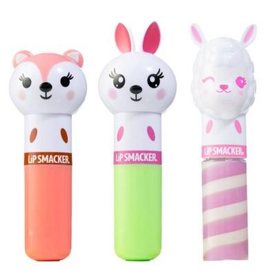 Lip Smacker Lippy Pal Lip Balm - Unicorn/Bunny/Llama - 3pk