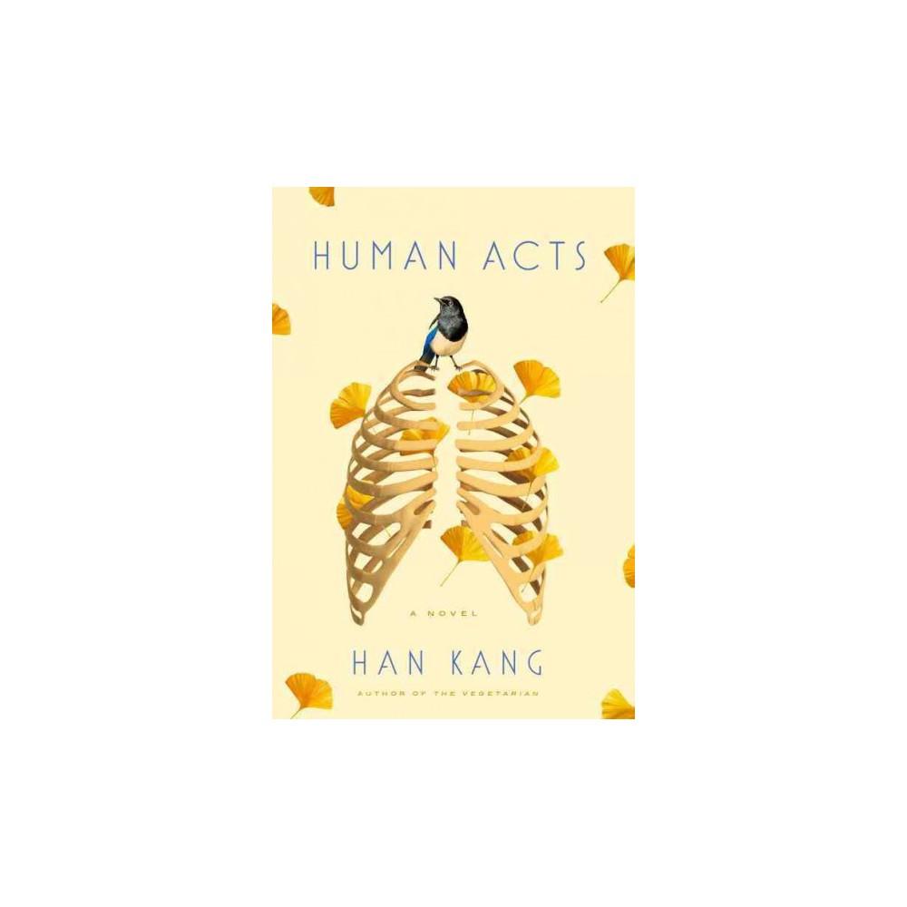 Human Acts (Hardcover) (Han Kang)