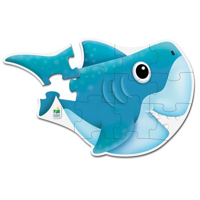 The Learning Journey My First Floor Puzzle Silly Shark 12 pcs