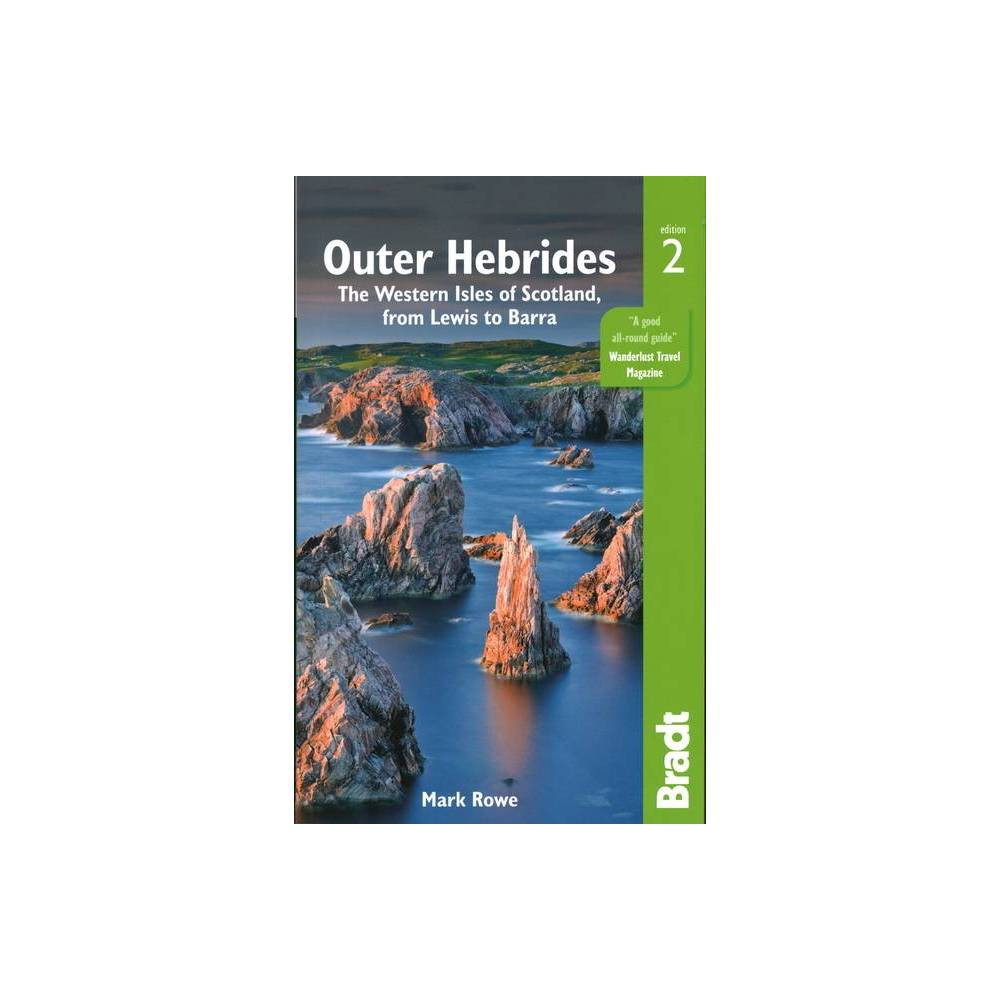 Outer Hebrides 2nd Edition By Mark Rowe Paperback