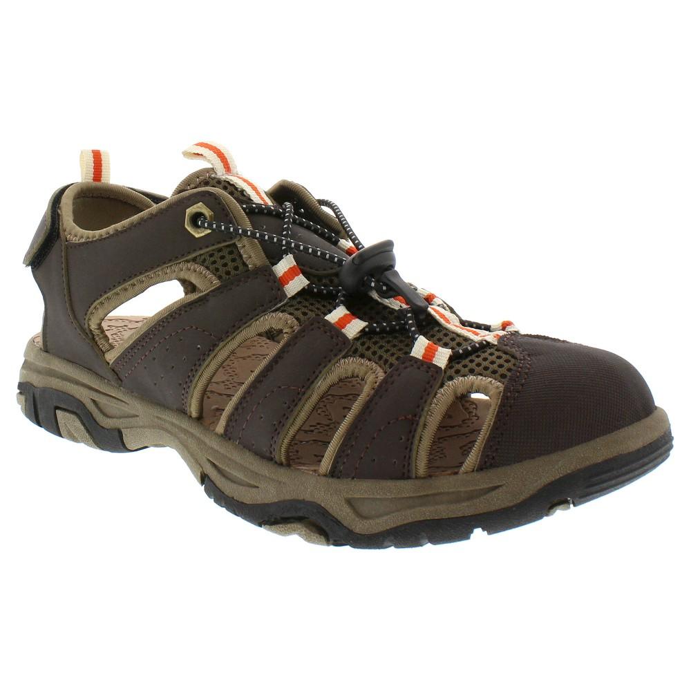 Itasca Men's Hiking Sandals - Brown 11