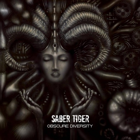 Saber Tiger - Obscure Diversity (CD) - image 1 of 1