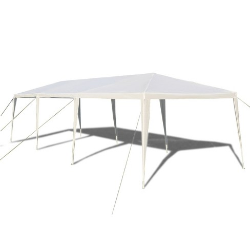 Costway 10' x 30' Outdoor Wedding Party Event Tent Gazebo Canopy - image 1 of 4