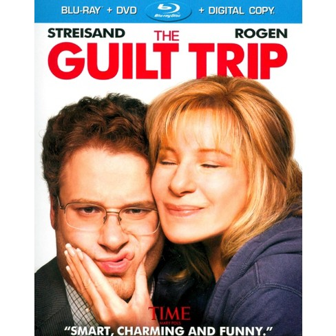 The Guilt Trip (2 Discs) (Includes Digital Copy) (UltraViolet) (Blu-ray/DVD) - image 1 of 1