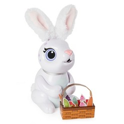 Zoomer - Hungry Bunnies - Chewy - Interactive Robotic Rabbit that Eats