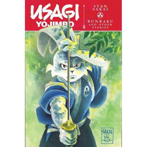 Usagi Yojimbo: Bunraku and Other Stories - by  Stan Sakai (Paperback) - image 1 of 1